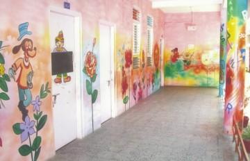 kindergarten Lobby